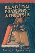Reading Psychoanalysis Freud Rank Ferenczi Groddeck