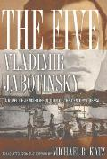 Five : Novel of Jewish Life in Turn-of-the-century Odessa (05 Edition)