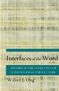 Interfaces Of The Word Studies In The Ev