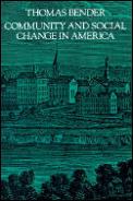 Community & Social Change In America