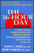 36 Hour Day Revised Edition Family Guide To Alzheimers