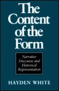 Content of the Form Narrative Discourse & Historical Representation