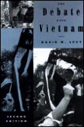The Debate Over Vietnam (American Moment) Cover