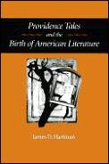 Providence Tales and the Birth of American Literature