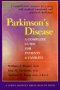 Parkinsons Disease A Complete Guide for Patients & Families 1st Edition