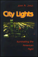 City Lights Illuminating The American