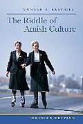 The Riddle of Amish Culture (Center Books in Anabaptist Studies) Cover