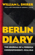 Berlin Diary: The Journal of a Foreign Correspondent, 1934-1941 Cover