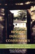 Beyond Imagined Communities: Reading and Writing the Nation in Nineteenth-Century Latin America