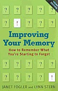 Improving Your Memory (3RD 06 Edition)