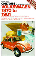 Volkswagen Repair Manual 1970 1981