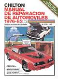 Chilton's Spanish-Language Auto Repair Manual 1976-83 (Chilton's Spanish-Language Manuals)