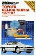 Celica/Supra 1971-87 (Chilton's Repair & Tune-Up Guides)