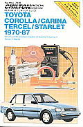 Toyota Corolla Carina Tercel Repair Manual 1970 1987