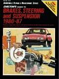 Guide to Brakes, Suspension, and Steering, 1980, Domestic and Import Cars and Trucks