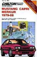 Ford Mustang Capri Merkur 1979 1988