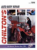 Chiltons Guide To Auto Body Repair