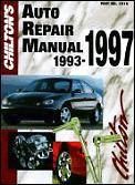Chilton's Auto Repair Manual 1993-1997