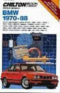 BMW Repair Manual 1970 1988 All Models