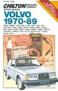 Volvo Repair Manual 1970 1989