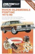 General Motors Buick Oldsmobile Pontiac Repair Manual 1975 1990