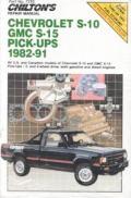 Chevrolet S10 Gmc S15 Pickups 1982 1991