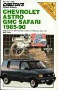 Astro/GMC Safari 1985-90