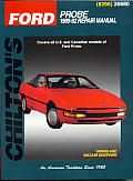 Ford Probe 1989-92 Repair Manual (Chilton's Total Car Care Part No. 8266)
