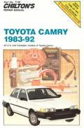 Toyota Camry 1983 thru 1992