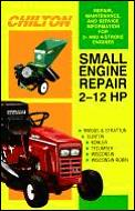 Small Engine Repair 2 To 12 Hp
