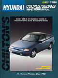 Hyundai Coupes/Sedans 1986-93 (Chilton's Total Car Care Repair Manuals)