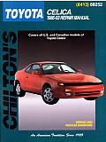 Toyota Celica 1986-93 (Chilton's Total Car Care Repair Manuals)