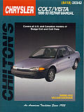 Chrysler Colt Vista 1990-93 (Chilton's Total Car Care Repair Manuals)
