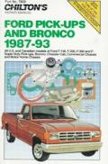 Ford Pick Ups & Bronco 87 93