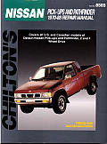 Nissan Pick-Ups and Pathfinder 1970-88 (Chilton's Total Car Care Repair Manuals)