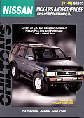 Nissan Pick-Ups and Pathfinder 1989-95 (Chilton's Total Car Care Repair Manuals)