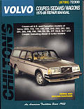 Volvo Coupes/Sedans/Wagons 1970-89 (Chilton's Total Car Care Repair Manuals)