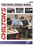 Ford V8 Engine Overhaul Manual (Chilton's Total Service)