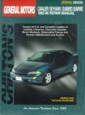 Chilton's GM :Cavalier/Skyhawk/Sunbird/Sunfire 1982-96 repair manual