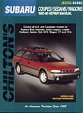 Subaru Coupes/Sedans/Wagons 1985-96 (Chilton's Total Car Care Repair Manuals)