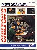 Chiltons Engine Code Manual