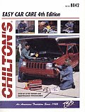 Chilton's Easy Car Care (4TH 98 Edition)