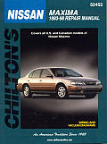 Maxima 1993-98 (Chilton's Total Car Care Repair Manuals)