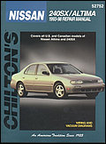 Nissan 240sx/Altima 1993-98 (Chilton's Total Car Care Repair Manuals)