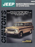 Jeep Wagoneer/Commando/Cherokee 1957-83 (Chilton's Total Car Care Repair Manuals)