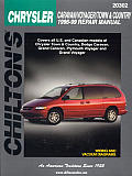 Caravan Voyager Town & Country 1996 99