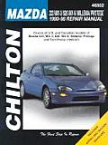Mazda 323 MX 3 626 Millenia Protege 1990 98 Repair Manual Covers All US & Canadian Models of Mazda 323 MX 3 626 MX 6 Millenia Protege & F