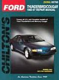Ford-Thunderbird/Cougar 1983-97 (Chilton's Total Car Care Repair Manuals)