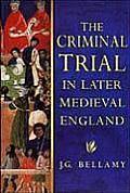 Criminal Trial in Later Mediev