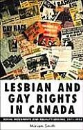 Lesbian & Gay Rights in Canada